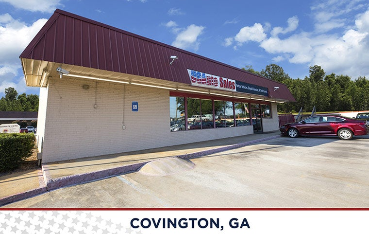 Us Auto Sales >> Covington Preowned Dealer In Covington Ga Used Preowned Dealership